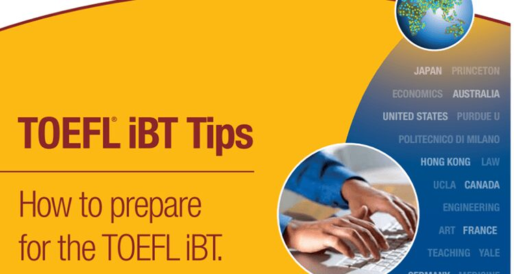 TOEFL ibt Tips