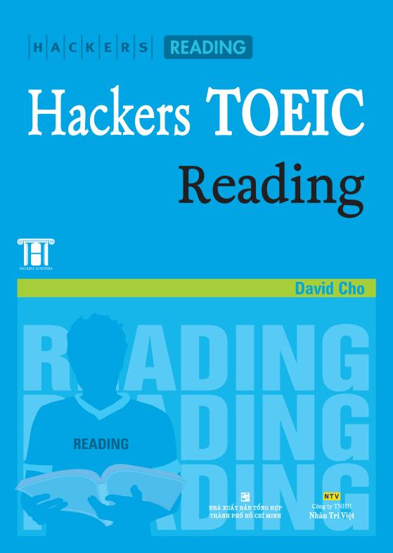 Hacker TOEIC Reading
