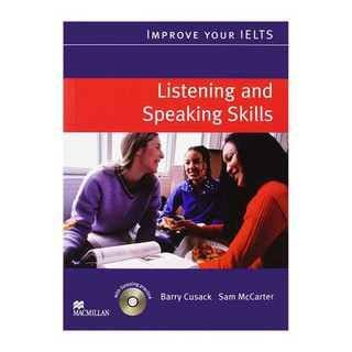 Improve Your IELTS Listening and Speaking